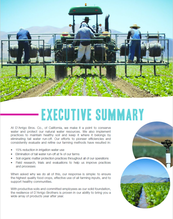 farm-water-conservation-and-protecion-executive-summary