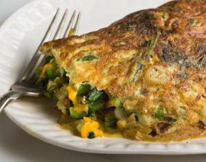 broccoli-rabe-omelette-bacon-cheddar-andy-boy