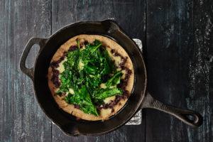 cooking-broccoli-rabe-quesadillas-andy-boy