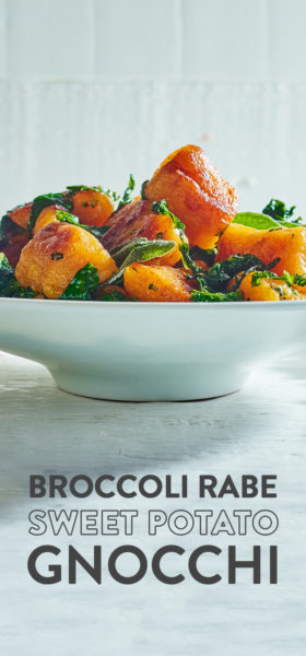 broccoli-rabe-sweet-potato-gnochi