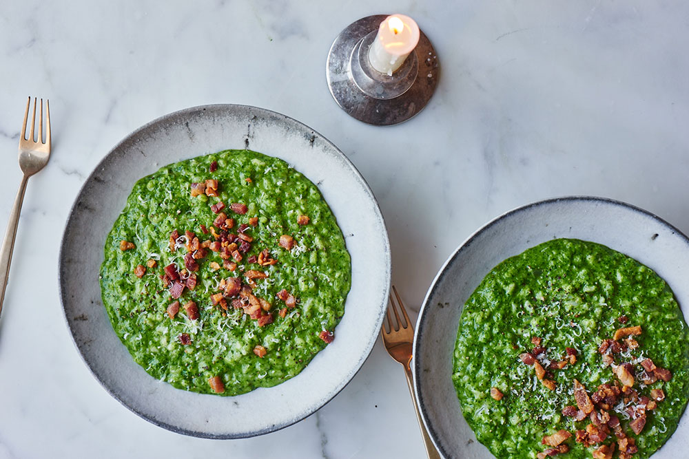 Broccoli Rabe Risotto