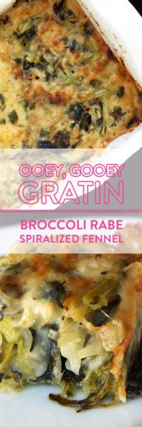 broccoli-rabe-fennel-gratin