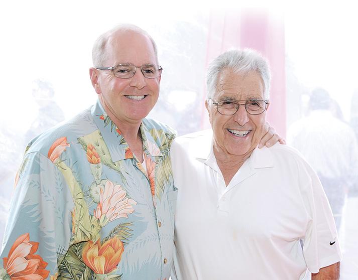 John and Andy D'Arrigo